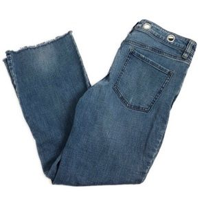 We the Free Belt Out Crop Bootcut Jeans 28